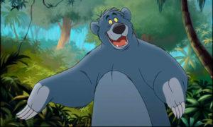 Медведь Балу