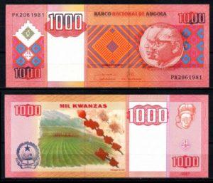 Ангола валюта