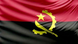 Ангола флаг
