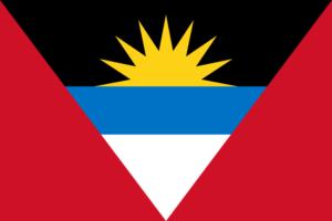 Антигуа и Барбуда флаг