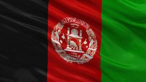 Афганистан флаг