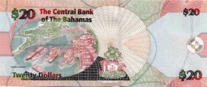 Багамские острова валюта