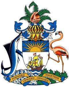 Багамские острова герб