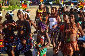 Ангола население